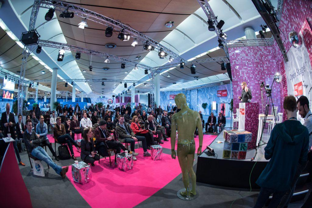 CeBIT Global Conferences - die Konferenz für Meinungsführer der digitalen Welt, ©Dan Taylor/Heisenberg